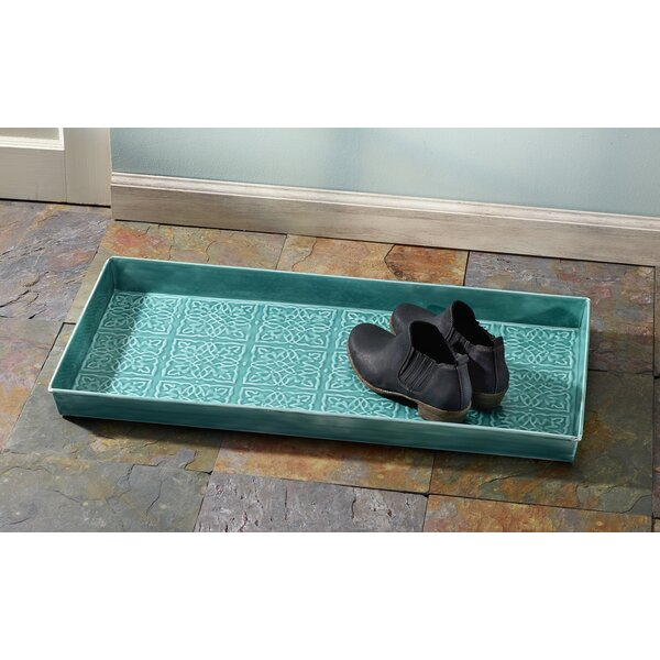 Tangier Boot Tray by Home Furnishings by Larry Traverso