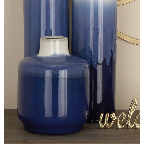Markey Bottle Table Vase by Bloomsbury Market