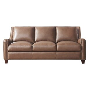 Davon Leather Sofa