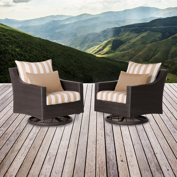 Northridge Patio Chair (Set of 2) by Three Posts