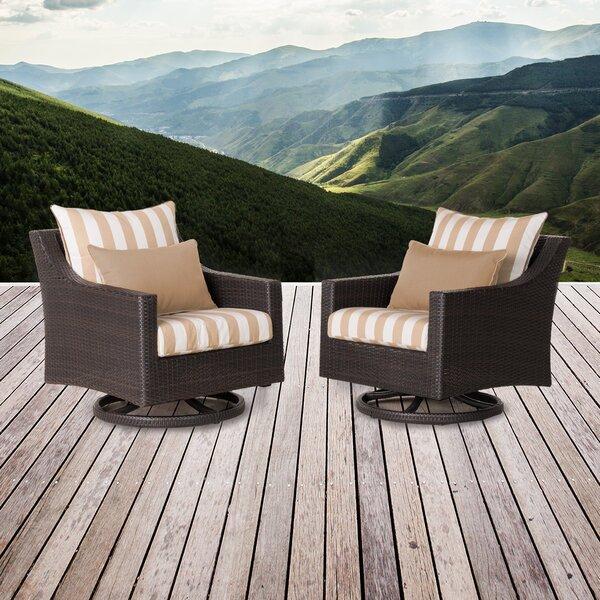 Northridge Patio Chair (Set of 2) by Three Posts