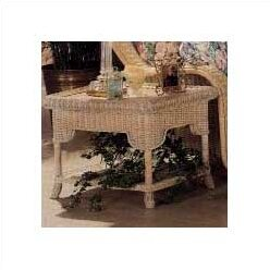 Yogyakarta  Side Table by South Sea Rattan