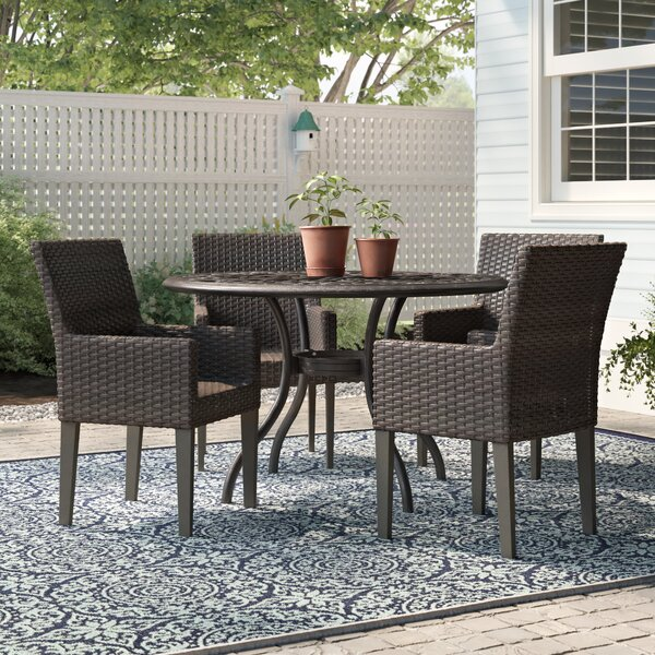 Tegan Patio Dining Chair (Set of 8) by Sol 72 Outdoor