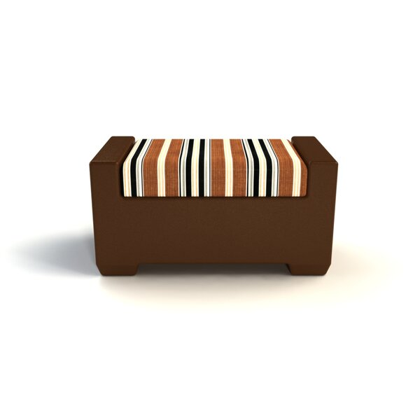 Sturtevant Ottoman with Cushion by Red Barrel Studio
