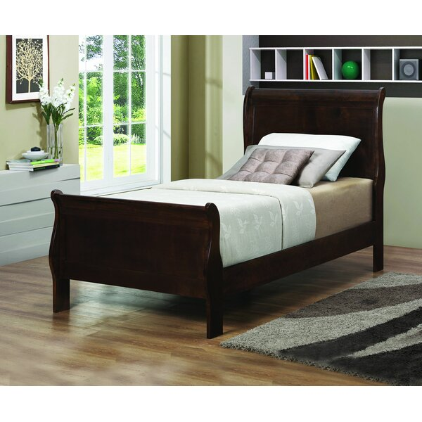 Millsaps Sleigh Bed by Canora Grey