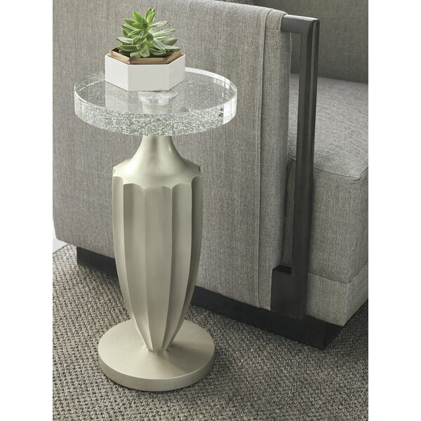 Bubble End Table By Caracole Modern