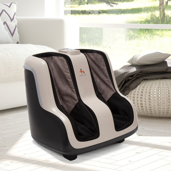 Review Human Touch Reflex SOL Foot And Calf Heated Massage Chair