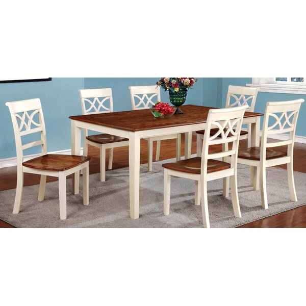 Paulette Dining Table by Darby Home Co Darby Home Co