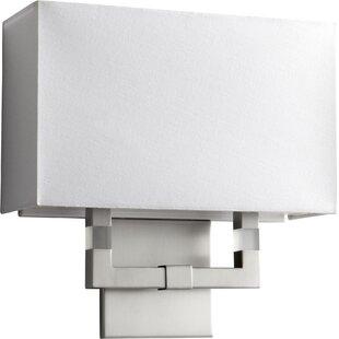 Shop For Mullen 2-Light Plug-In Flush Mount By Mercer41