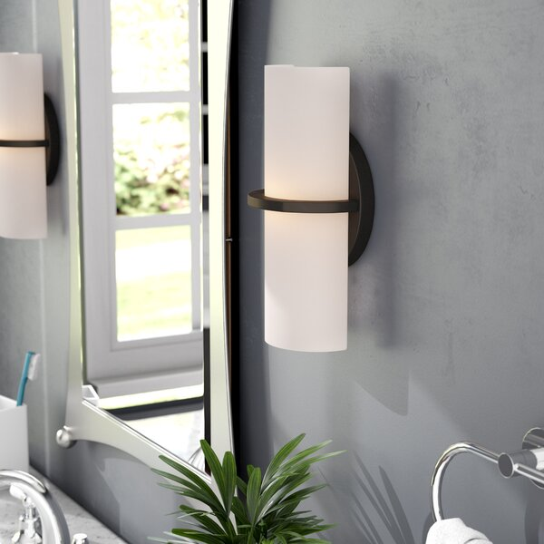 Ritz 1-Light Flush Mount by Orren Ellis