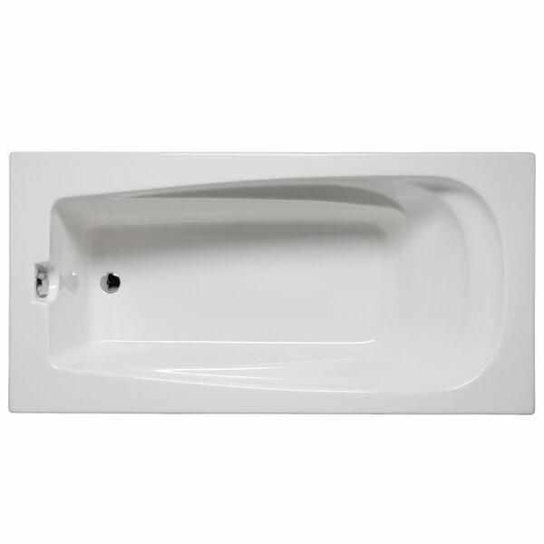 Fairfield 60 x 32 Soaking Bathtub by Malibu Home Inc.