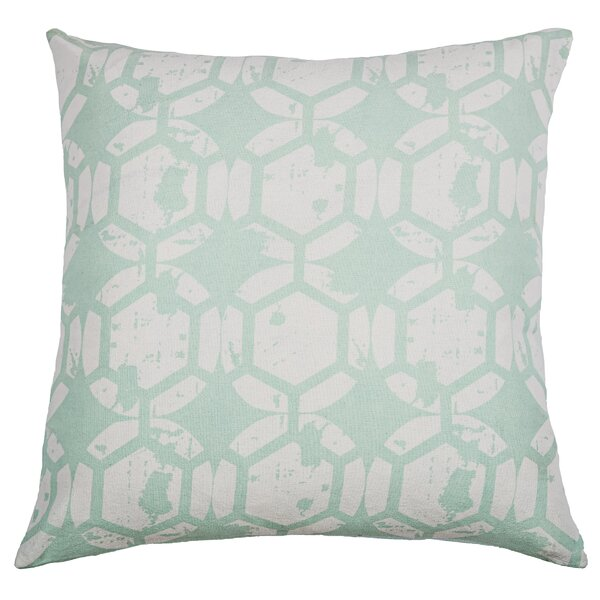 Chasitti  Cotton Throw Pillow by Wildon Home ®