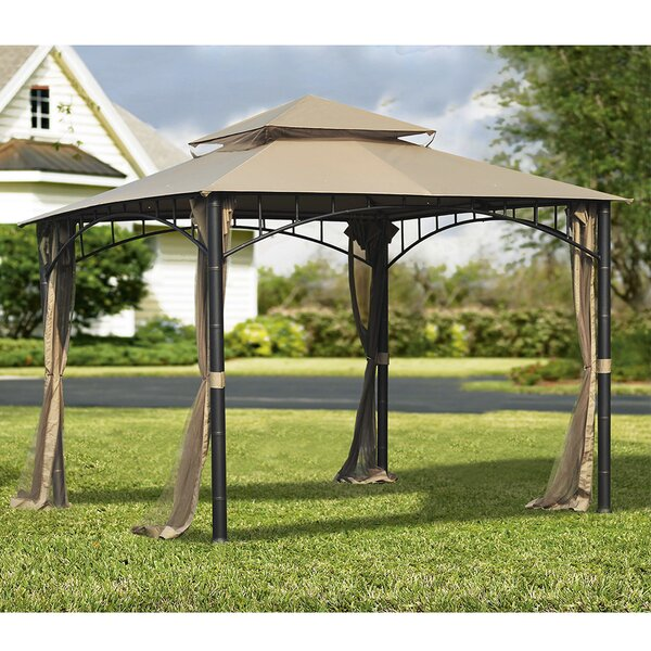 Replacement Canopy (Deluxe) for Home Madaga Gazebo by Sunjoy
