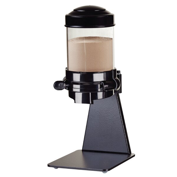 50.72 Oz. Single Canister Cereal Dispenser by Cal-Mil