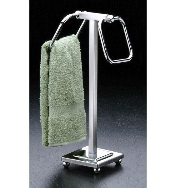 RJWright Home Fingertip Free Standing Towel Stand by Wildon Home ®
