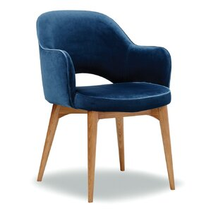 Embourg Upholstered Dining Chair by House of Hampton