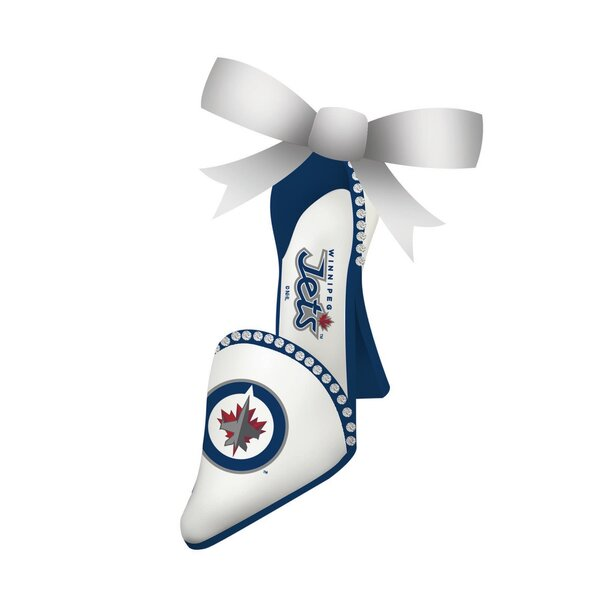 NHL Team Shoe Ornament by Team Sports America