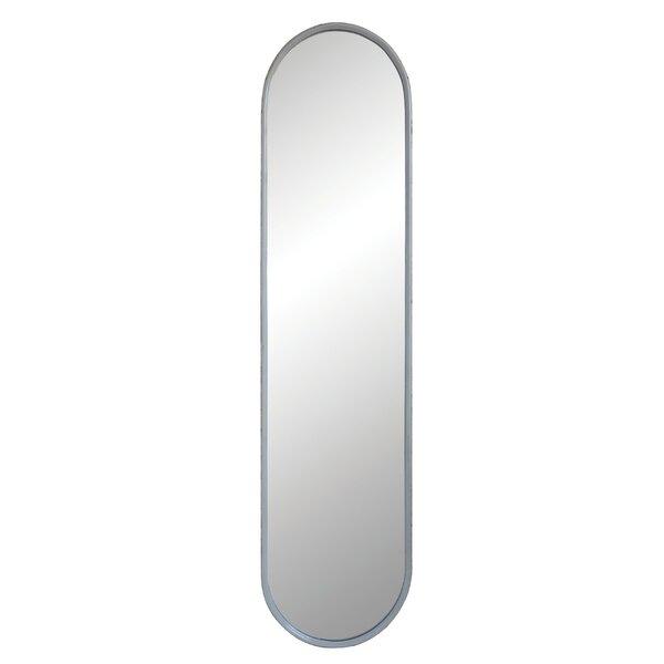 Festa Meta Wall Mirror by Breakwater Bay