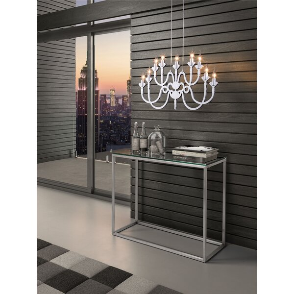 Layton 9 - Light Candle Style Tiered Chandelier By House Of Hampton