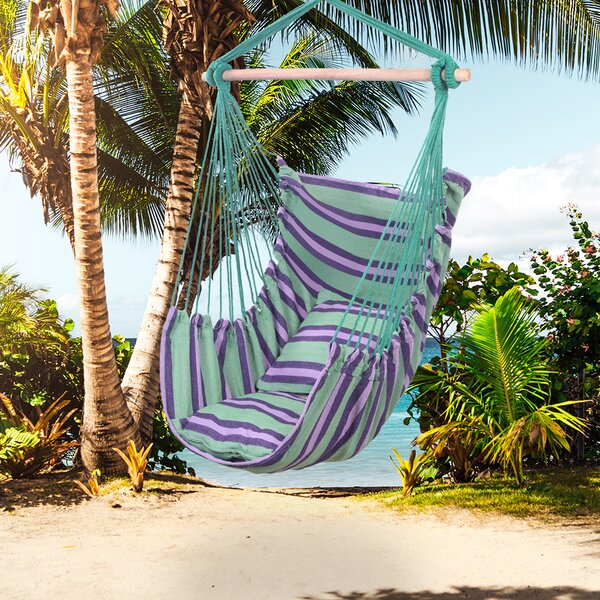 Marlar Chair Hammock by Rosecliff Heights