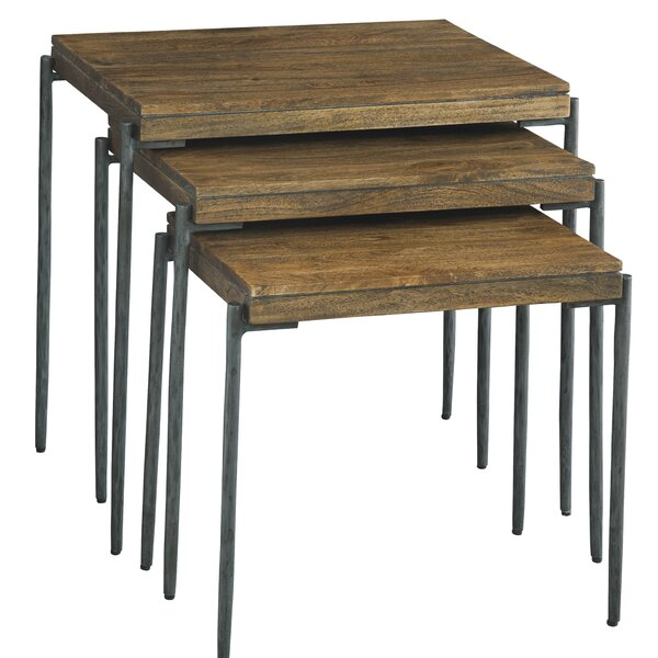 Perry 3 Piece Nesting Tables By 17 Stories