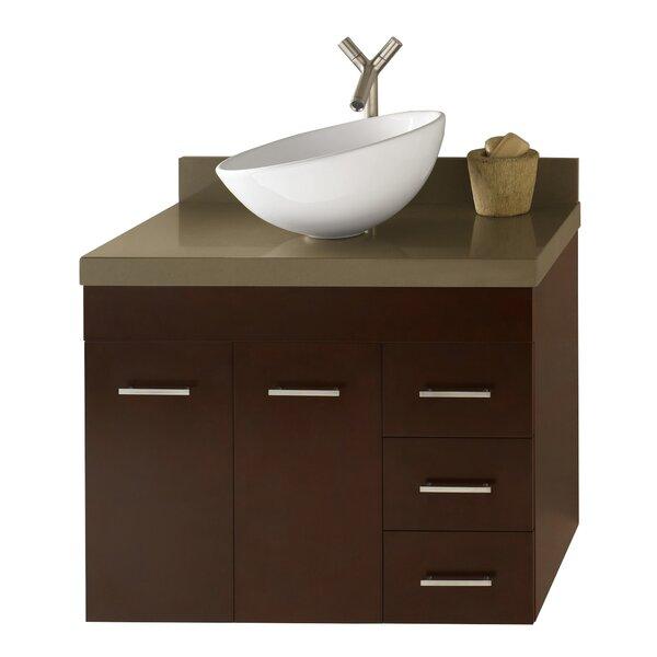 Bella 31 Single Bathroom Vanity Set