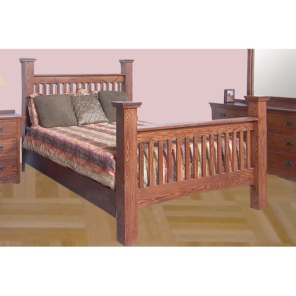 Aske Queen Standard Bed by Millwood Pines
