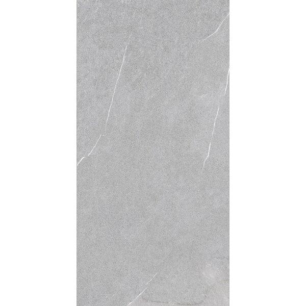 Lifestone 12 x 24 Porcelain Field Tile in Light Gray by Madrid Ceramics