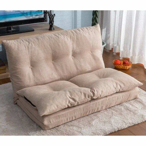 Westbroek Double Reclining Chaise Lounge by Ebern Designs Ebern Designs