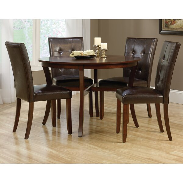 Miramar 5 Piece Dining Set by Winston Porter