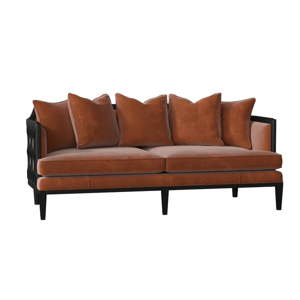 The Bee's Knees 75 Recessed Arm Sofa