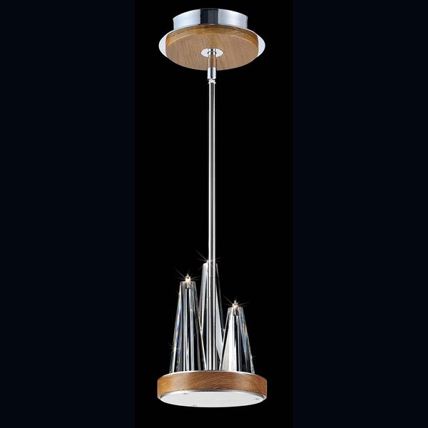 Easley 3-Light Novelty Chandelier by Corrigan Studio