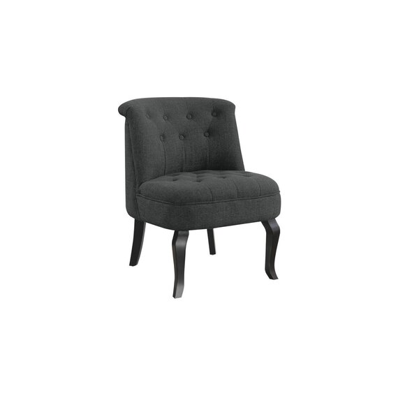 Eustice Slipper Chair by Winston Porter