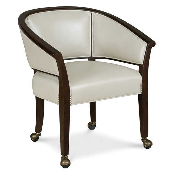 Justin Barrel Chair by Fairfield Chair
