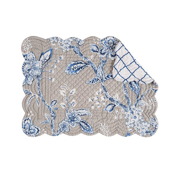 Annabelle 19 Placemat (Set of 6) by C&F Home