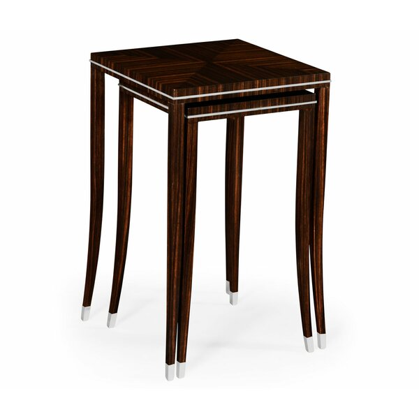 Soho 2 Piece Nesting Tables By Jonathan Charles Fine Furniture