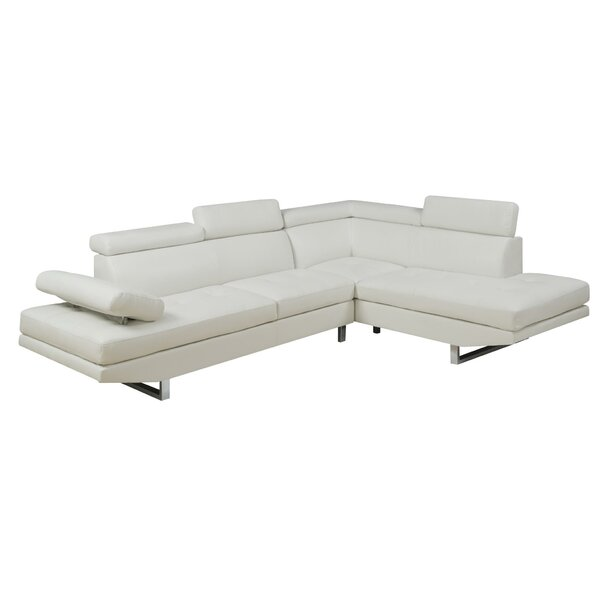 Metairie Sectional by Wildon Home®