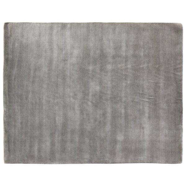 Dove Hand Woven Wool Gray/Blue Area Rug by Exquisite Rugs