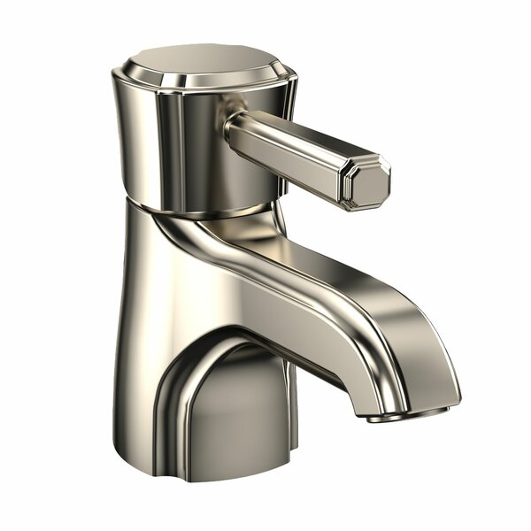 Guinevere Single Hole Bathroom Faucet by Toto