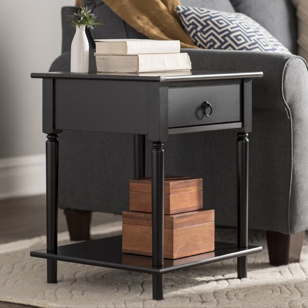 Henley Side Table by Three Posts
