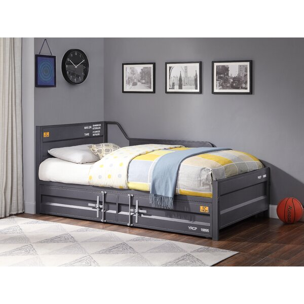 Jamar Twin Daybed With Trundle By Breakwater Bay