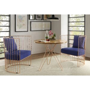 Flavio 3 Piece Dining Set