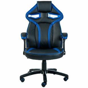 LaMattina Series Gaming Racing Style Swivel Office Chair ByEbern Designs