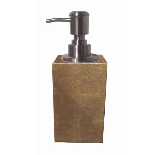 Leaf Soap & Lotion Dispenser by Oggetti