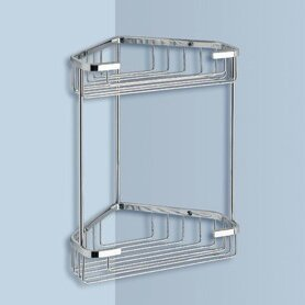 Wire Shower Caddy by Gedy by Nameeks