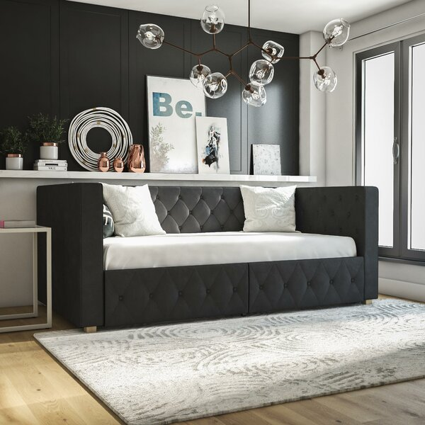 Charlotte Twin Daybed With Storage
