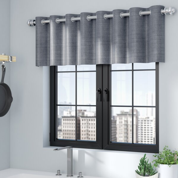 Vaughn Blackout Curtain Valance by Trent Austin Design