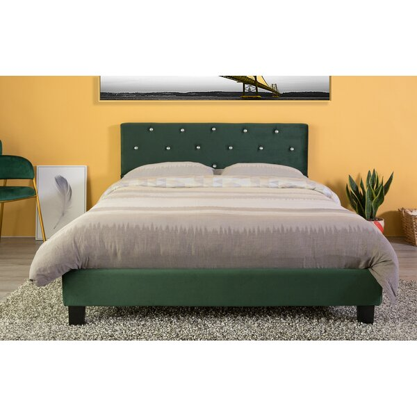 Wines Platform Bed Frame by Mercer41