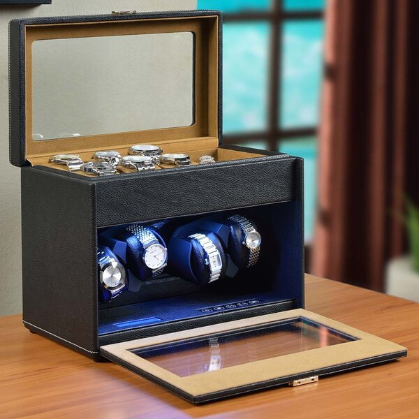 Parker Winder Watch Box by Wildon Home ®
