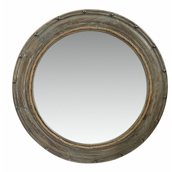 Accent Mirror by Woodland Imports